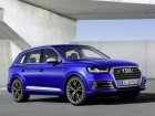 Audi SQ7 Technical specifications and fuel economy