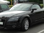 Audi TT Roadster (8J, facelift 2010)