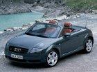 Audi  TT Roadster (8N)  1.8 T (225 Hp) quattro