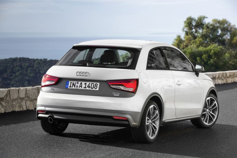 audi a1 8x facelift 2014 1 4 tdi ultra 90 hp. Black Bedroom Furniture Sets. Home Design Ideas