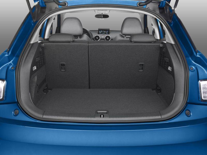 audi a1 sportback 8x facelift 2014 1 0 tfsi 82 hp. Black Bedroom Furniture Sets. Home Design Ideas