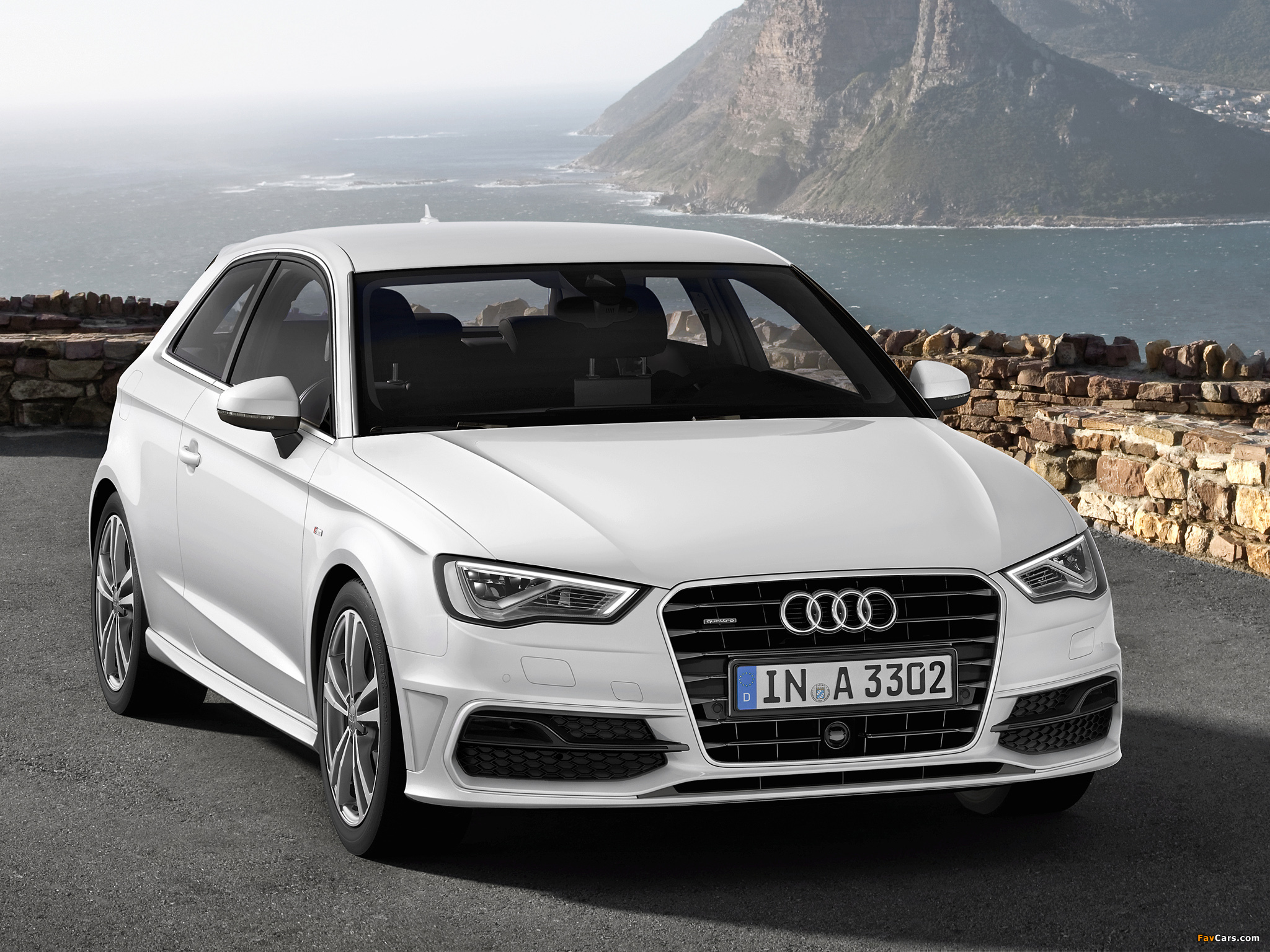 audi a3 8v 1 8 tfsi 180 hp attraction s tronic. Black Bedroom Furniture Sets. Home Design Ideas