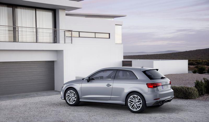 audi a3 8v facelift 2016 2 0 tfsi 190 hp s tronic. Black Bedroom Furniture Sets. Home Design Ideas