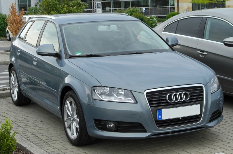 audi a3 sportback 8pa facelift 2008 1 4 tfsi 125 hp. Black Bedroom Furniture Sets. Home Design Ideas