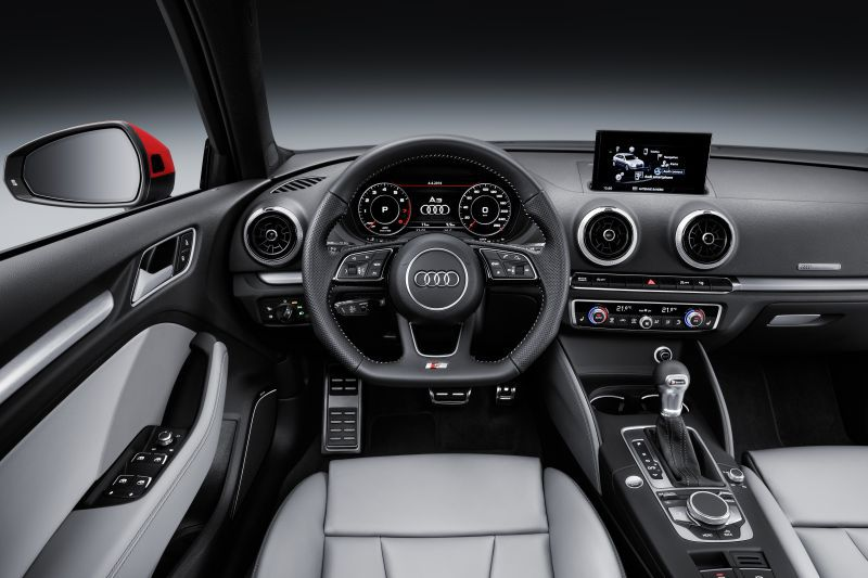 audi a3 sportback 8v facelift 2016 1 0 tfsi 115 hp s. Black Bedroom Furniture Sets. Home Design Ideas