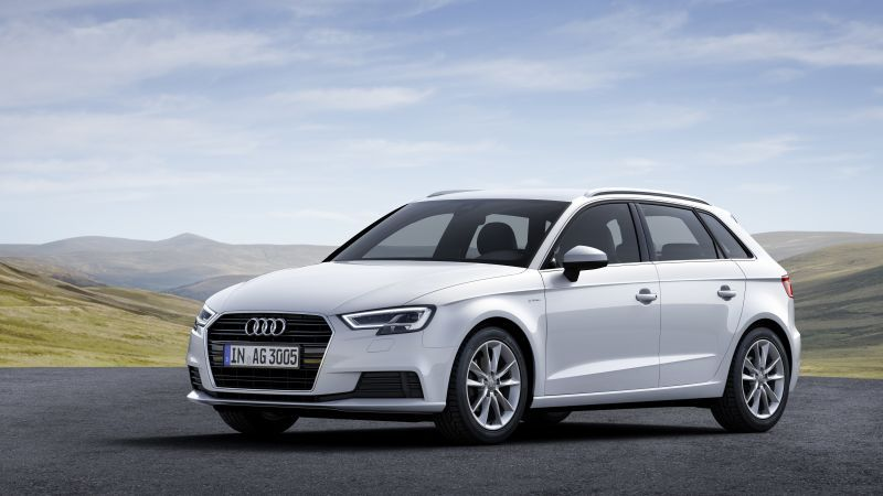 audi a3 sportback 8v facelift 2016 2 0 tfsi 190 hp s. Black Bedroom Furniture Sets. Home Design Ideas