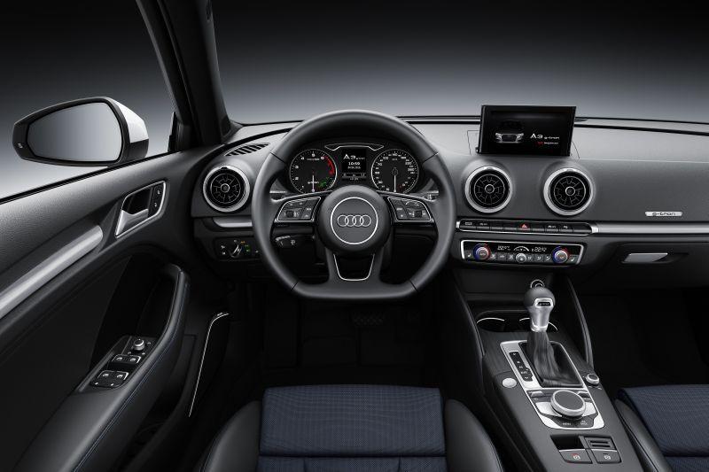 audi a3 sportback 8v facelift 2016 2 0 tdi 150 hp s tronic. Black Bedroom Furniture Sets. Home Design Ideas