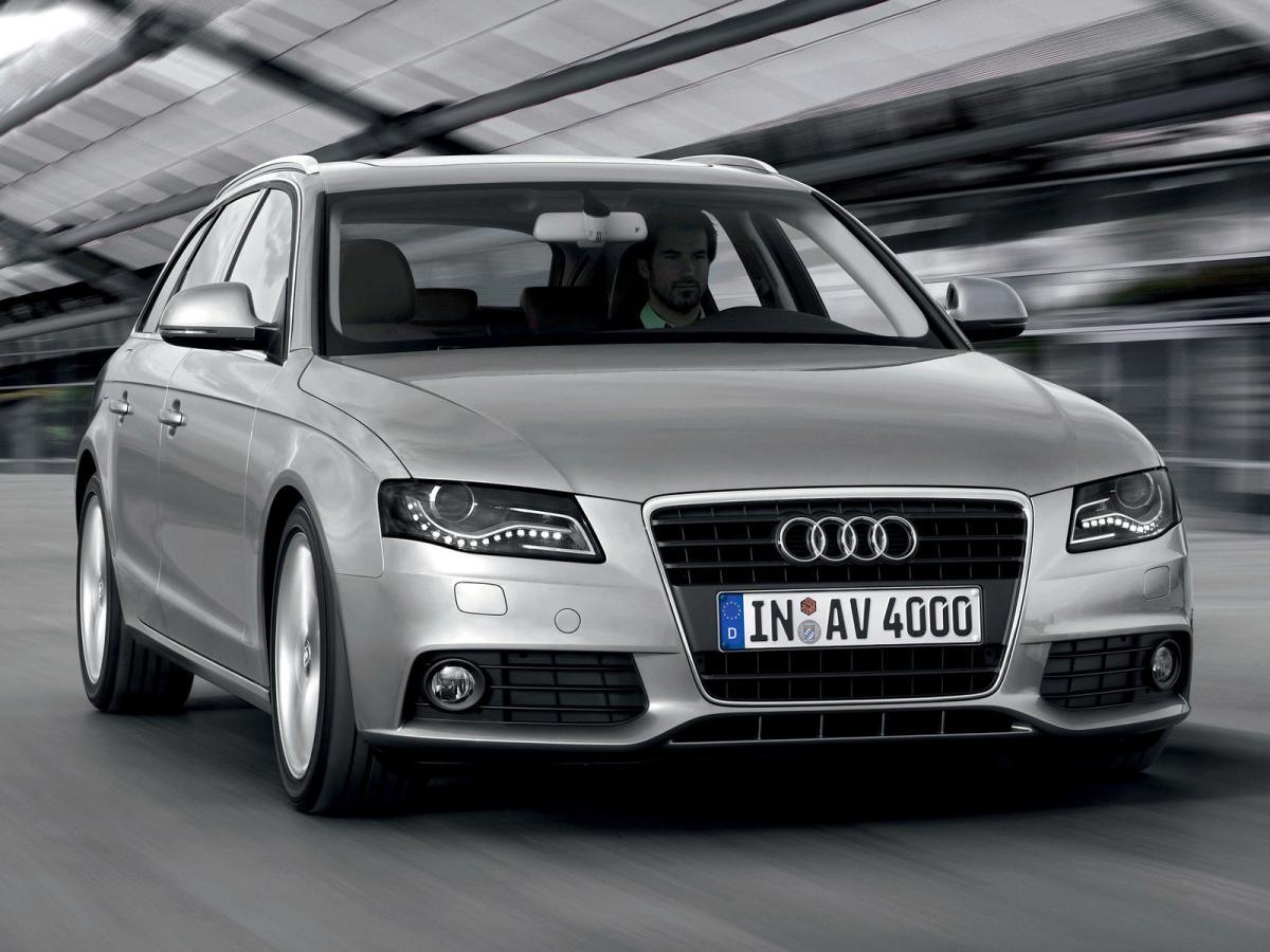 Audi audi a4 coup : Audi - A4 Avant (B8) - 2.7 TDI (190Hp)