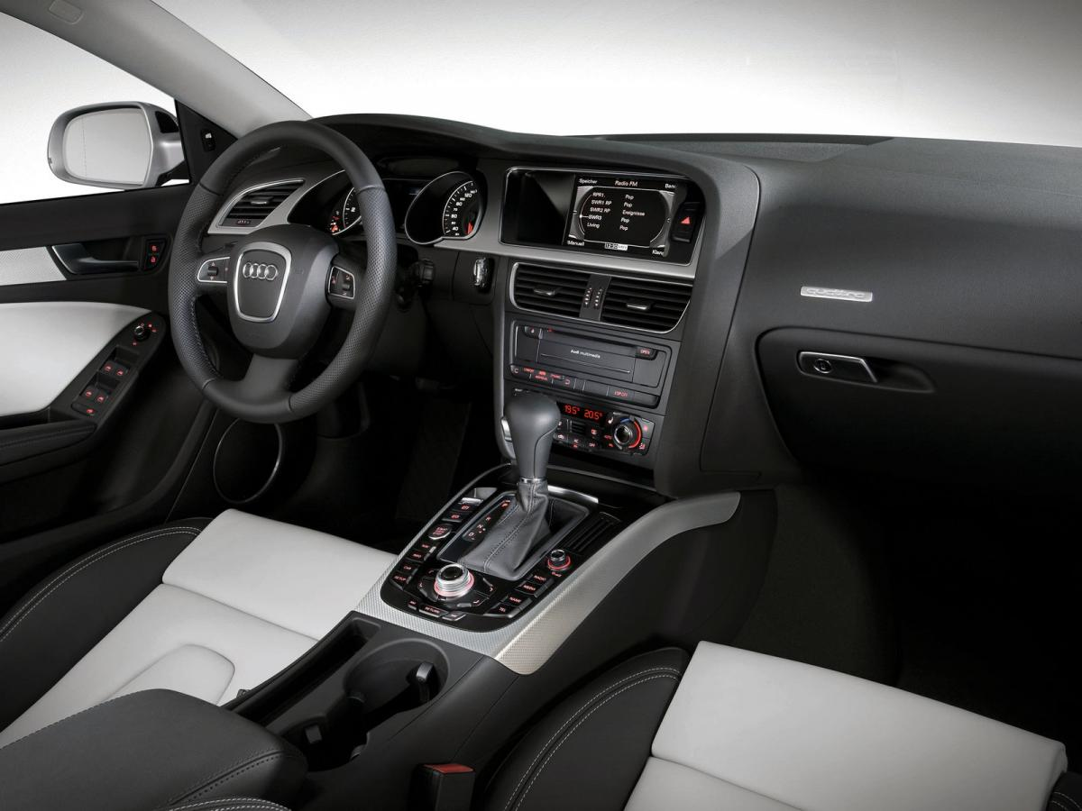 audi a5 sportback 8ta 2 0 tdi 170 hp quattro. Black Bedroom Furniture Sets. Home Design Ideas