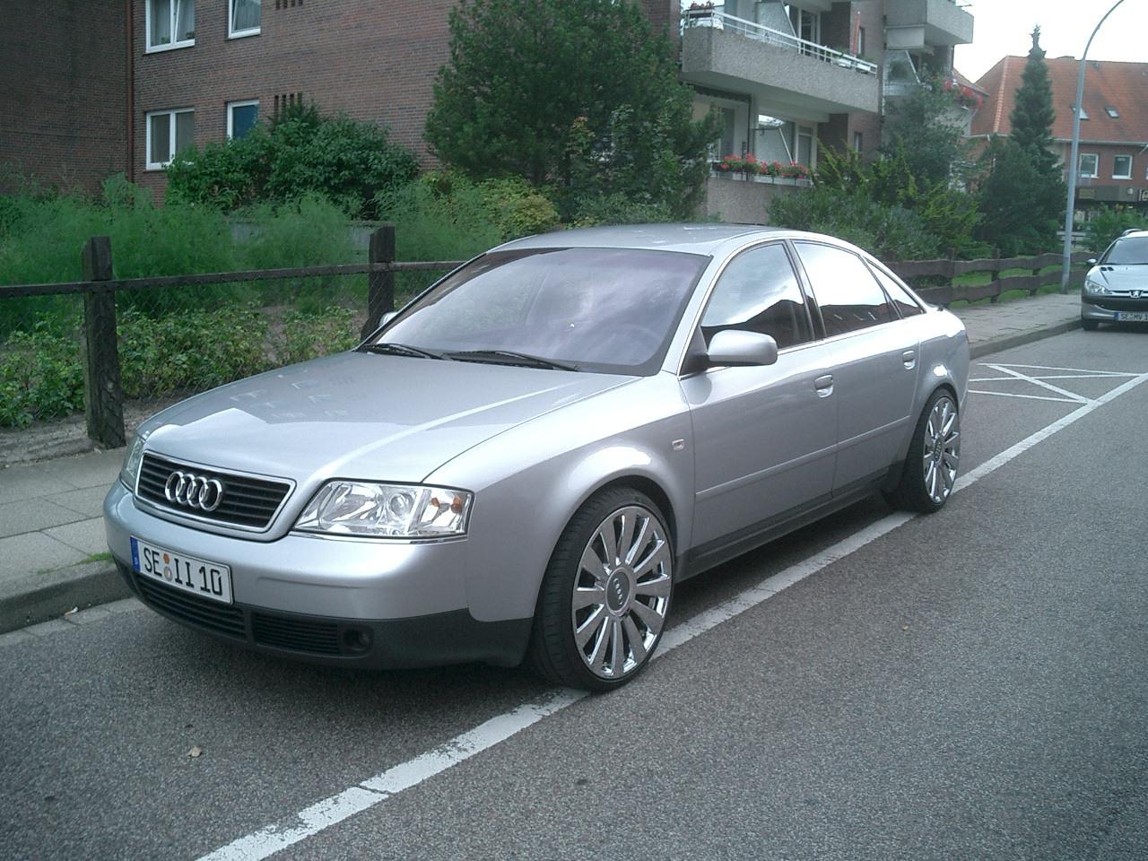 Audi A6 4b C5 1 8 125 Hp