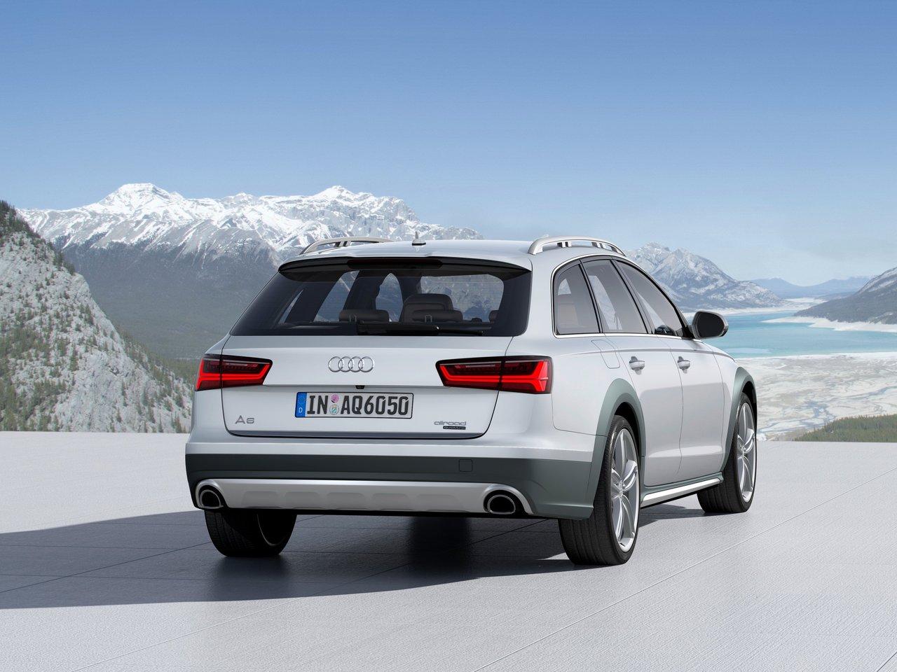 Audi A6 Allroad Quattro 4g C7 3 0 Tdi V6 245 Hp Quattro S Tronic