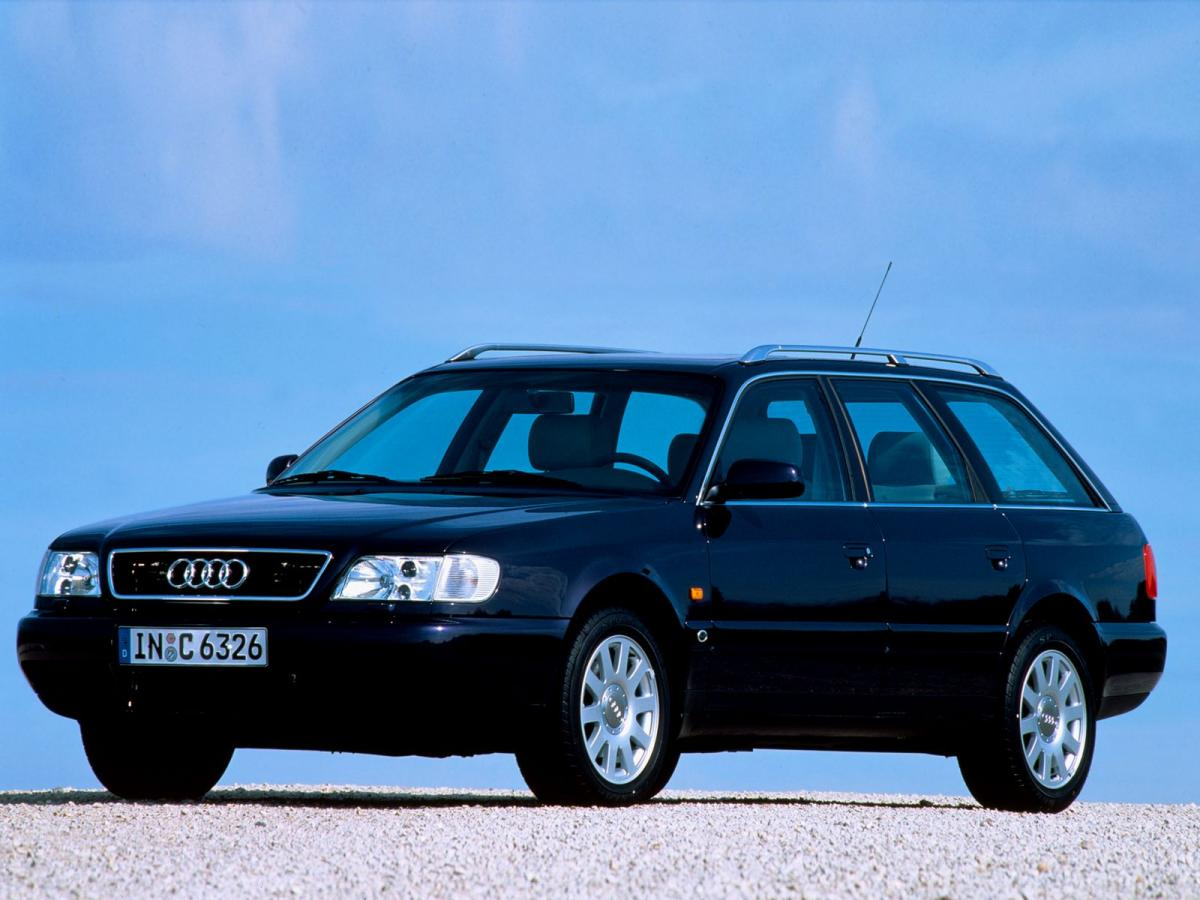 audi a6 avant 4a c4 2 5 tdi 140 hp quattro. Black Bedroom Furniture Sets. Home Design Ideas