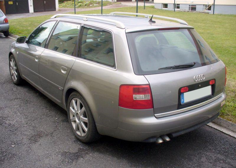 Audi A6 Avant 4b C5 Facelift 2001 2 7 T V6 250 Hp Quattro Tiptronic