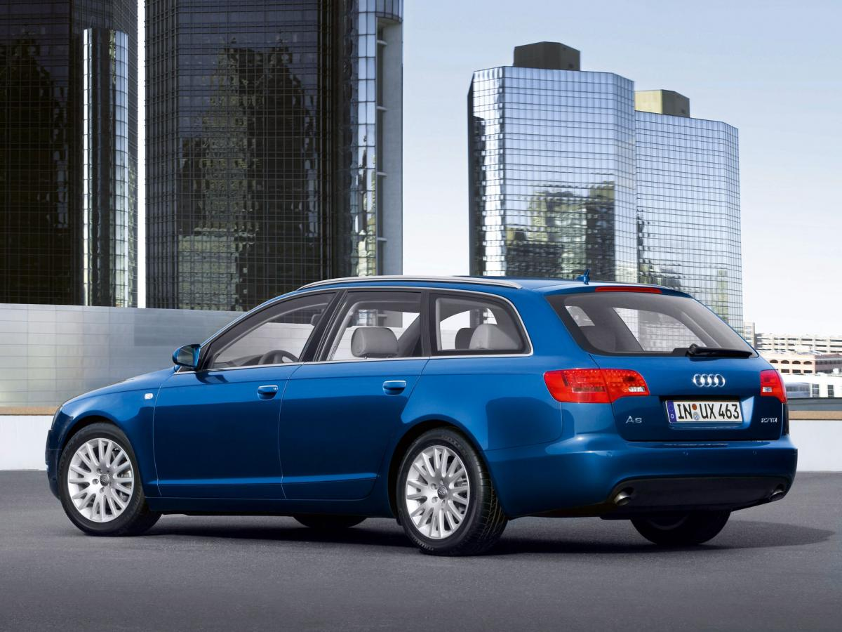 audi a6 avant 4f c6 2 0 tdi 140 hp. Black Bedroom Furniture Sets. Home Design Ideas