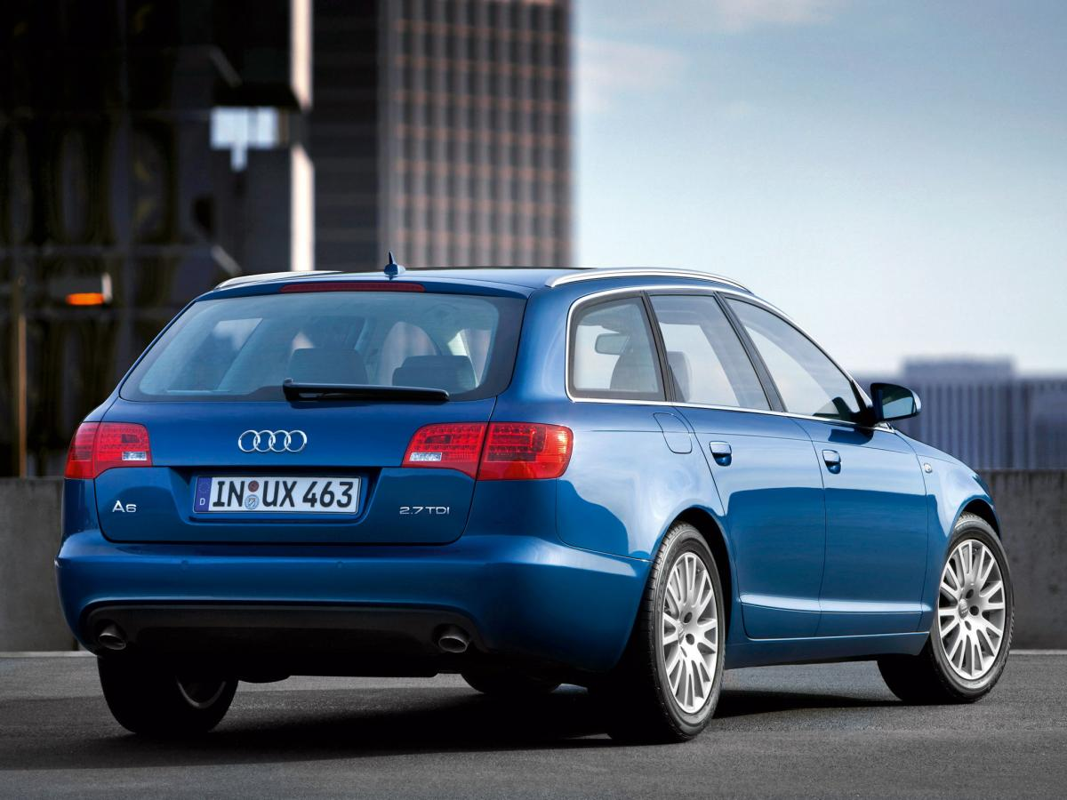 audi a6 avant 4f c6 3 0 tdi v6 233 hp quattro. Black Bedroom Furniture Sets. Home Design Ideas