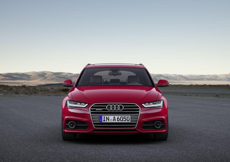 Audi A6 Avant 4g C7 Facelift 2016 2 0 Tdi Ultra 150 Hp