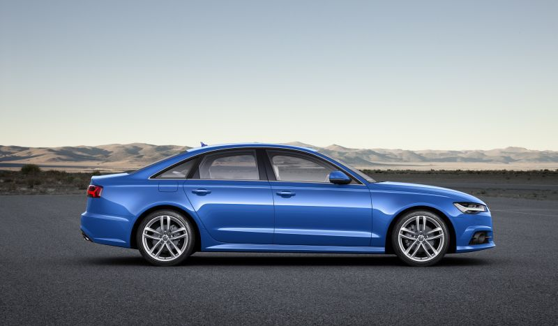 Audi A6 Limousine 4g C7 Facelift 2016 3 0 Tdi 320 Hp Quattro Tiptronic