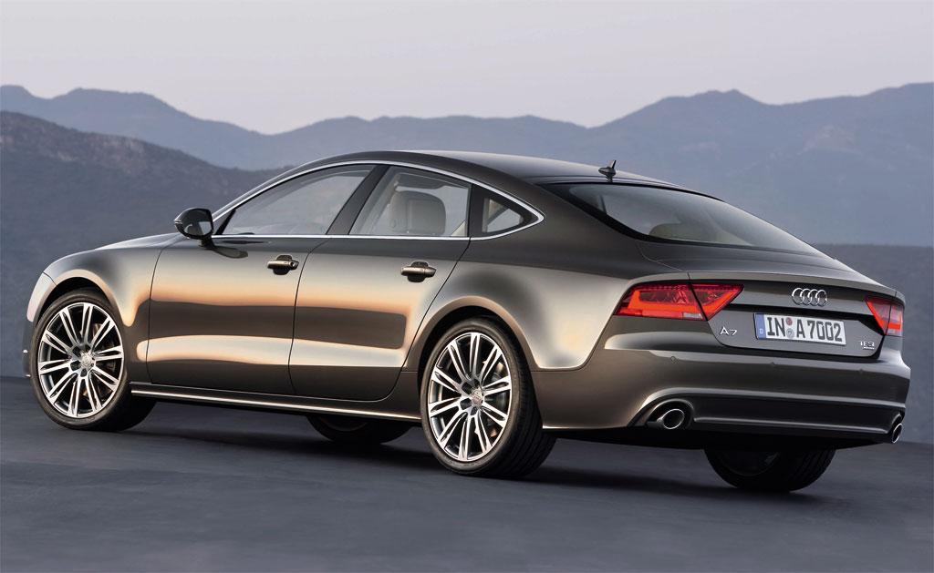 Audi A7 Technische Daten Und Verbrauch