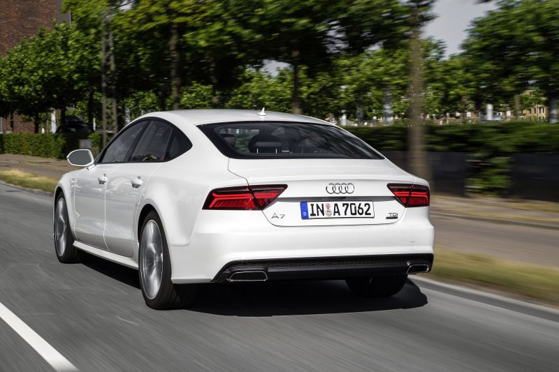 audi a7 sportback 4g facelift 2014 3 0 tdi v6 ultra 190 hp s tronic. Black Bedroom Furniture Sets. Home Design Ideas