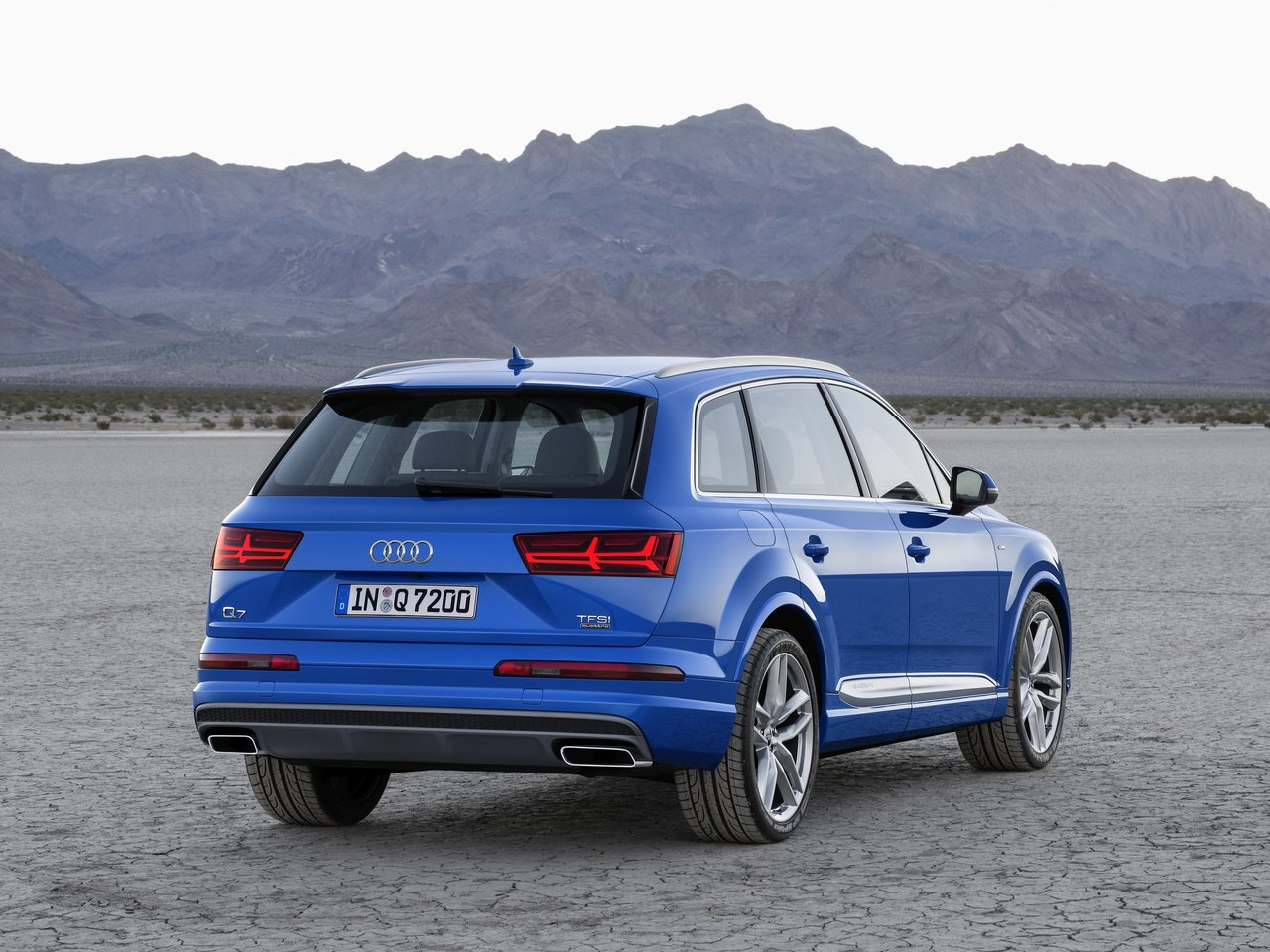 Audi Q7 II 3.0 TFSI V6 (333 Hp) quattro tiptronic Technical specifications and fuel economy ...