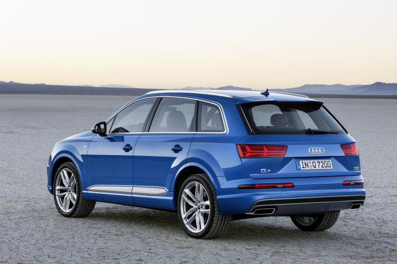 audi q7 technical specifications and fuel economy. Black Bedroom Furniture Sets. Home Design Ideas