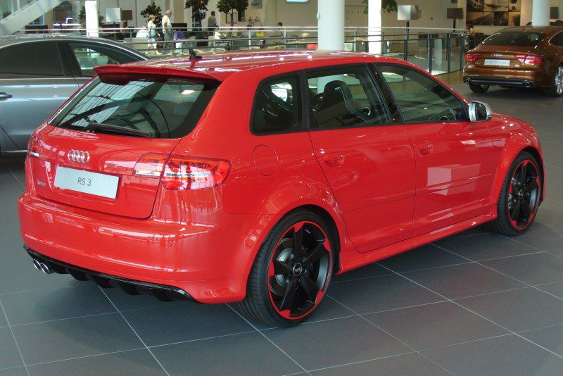 Audi rs3 wiki front lip spoiler