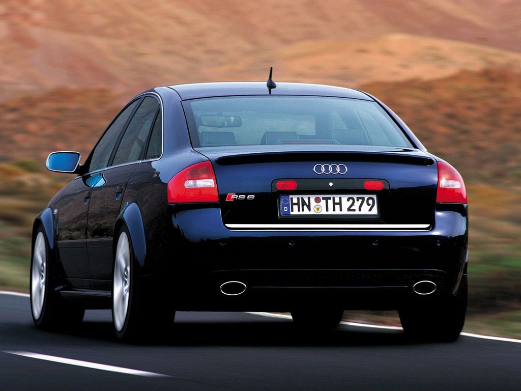 Image Gallery 2006 Audi Rs6