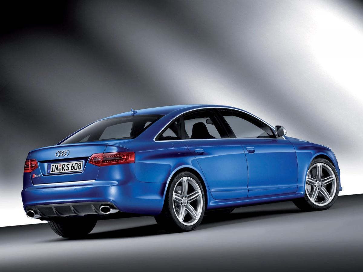 audi rs6 4f c6 5 0 tfsi v10 580 hp quattro tiptronic. Black Bedroom Furniture Sets. Home Design Ideas