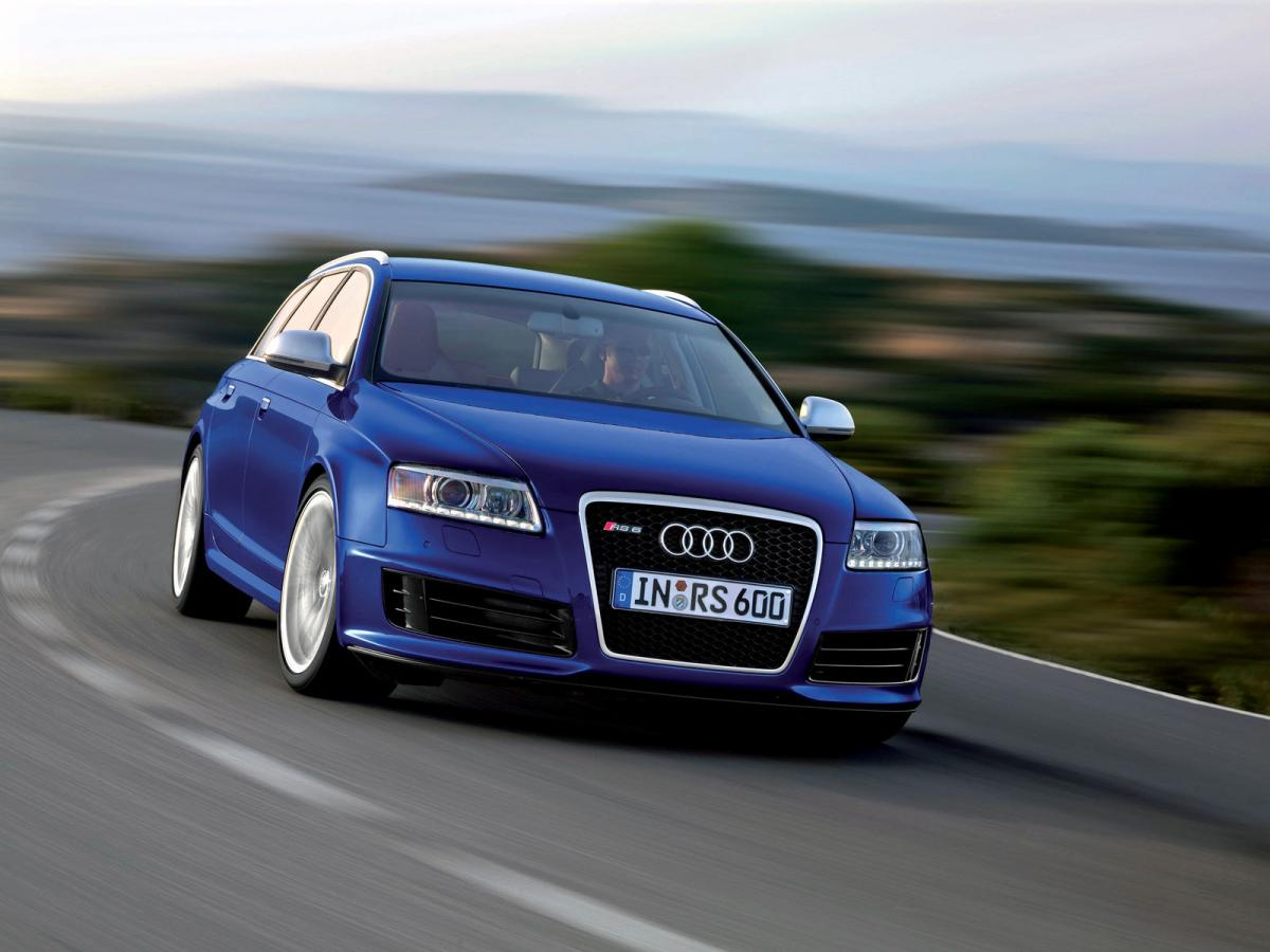 audi rs6 avant 4f c6 5 0 tfsi v10 580 hp quattro tiptronic. Black Bedroom Furniture Sets. Home Design Ideas