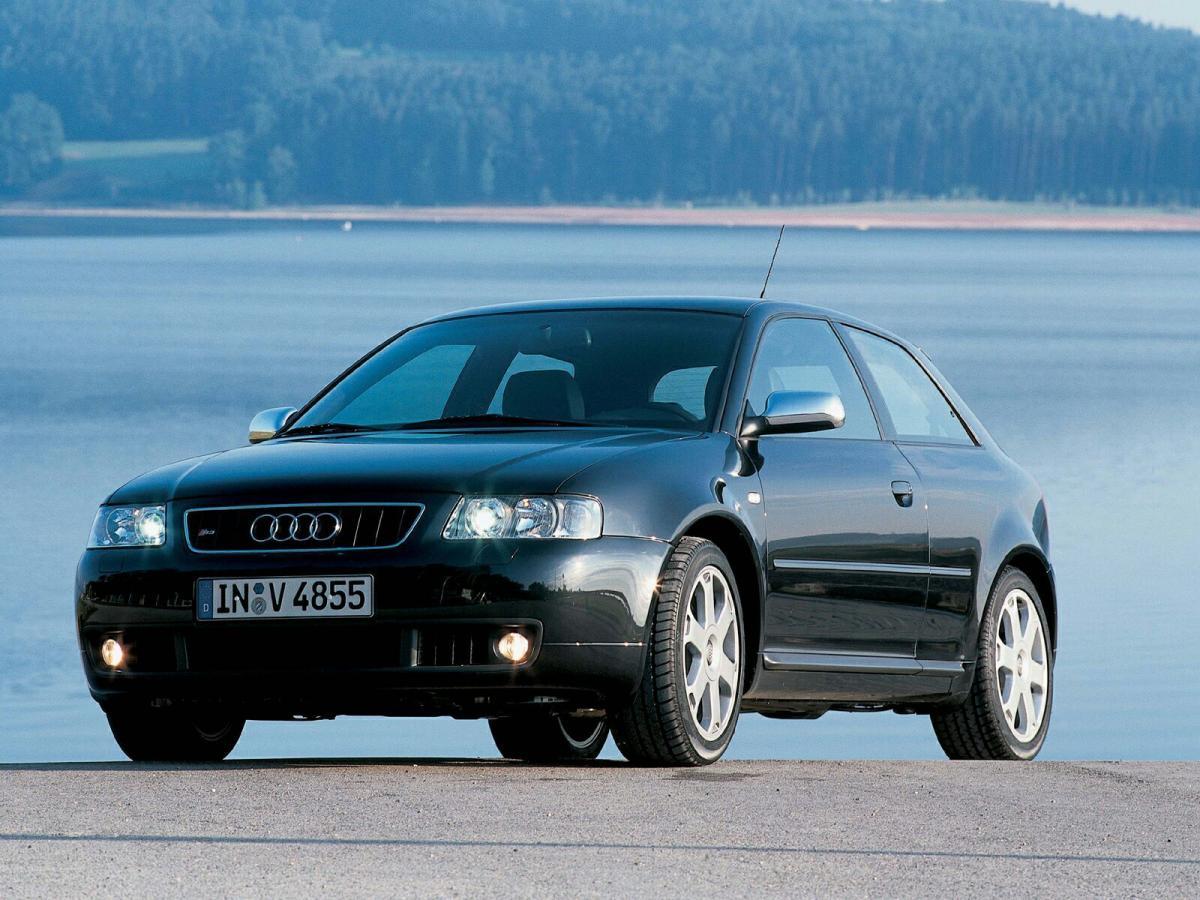 Audi s3 8l 1 8 t 225 hp quattro for Interieur audi s3 2000