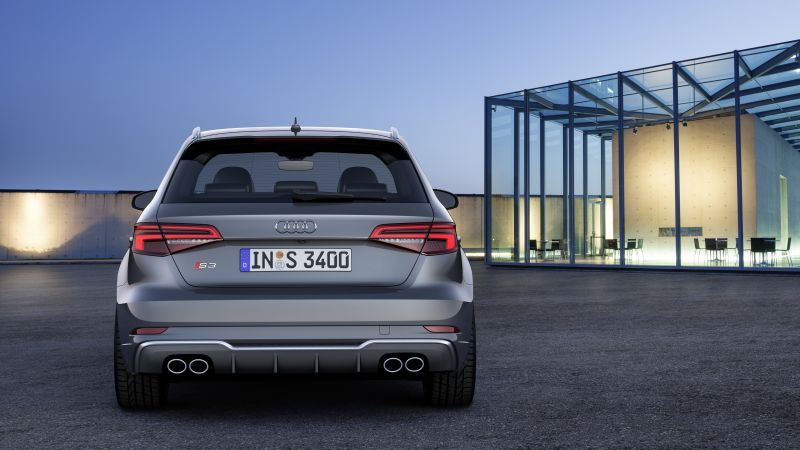 audi s3 sportback 8v facelift 2016 2 0 tfsi 310 hp quattro s tronic. Black Bedroom Furniture Sets. Home Design Ideas