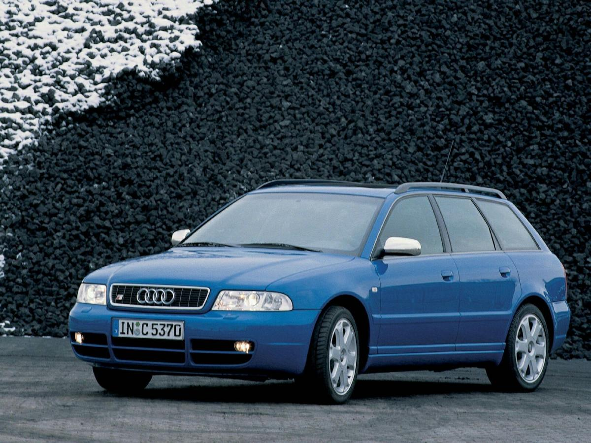 audi s4 avant 8d b5 2 7 biturbo v6 265 hp quattro. Black Bedroom Furniture Sets. Home Design Ideas