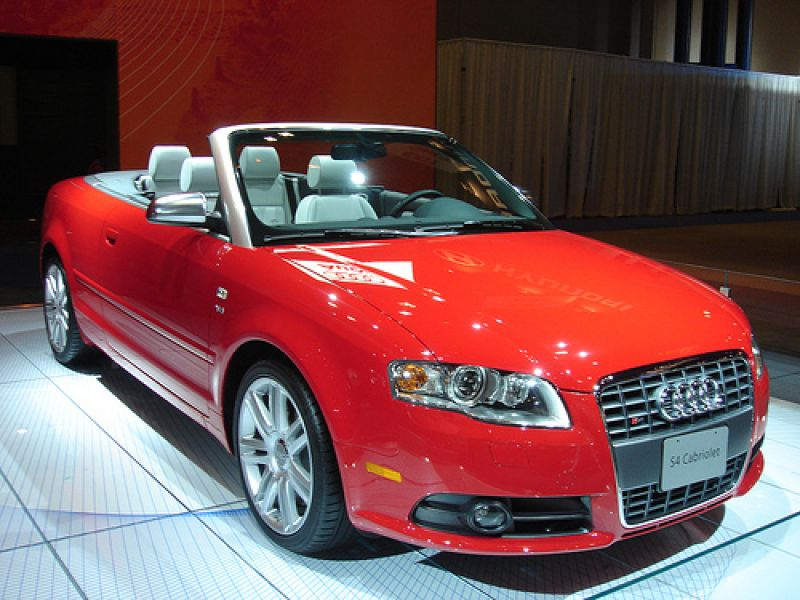 audi s4 cabriolet 8e b7 v8 40v 344 hp quattro. Black Bedroom Furniture Sets. Home Design Ideas