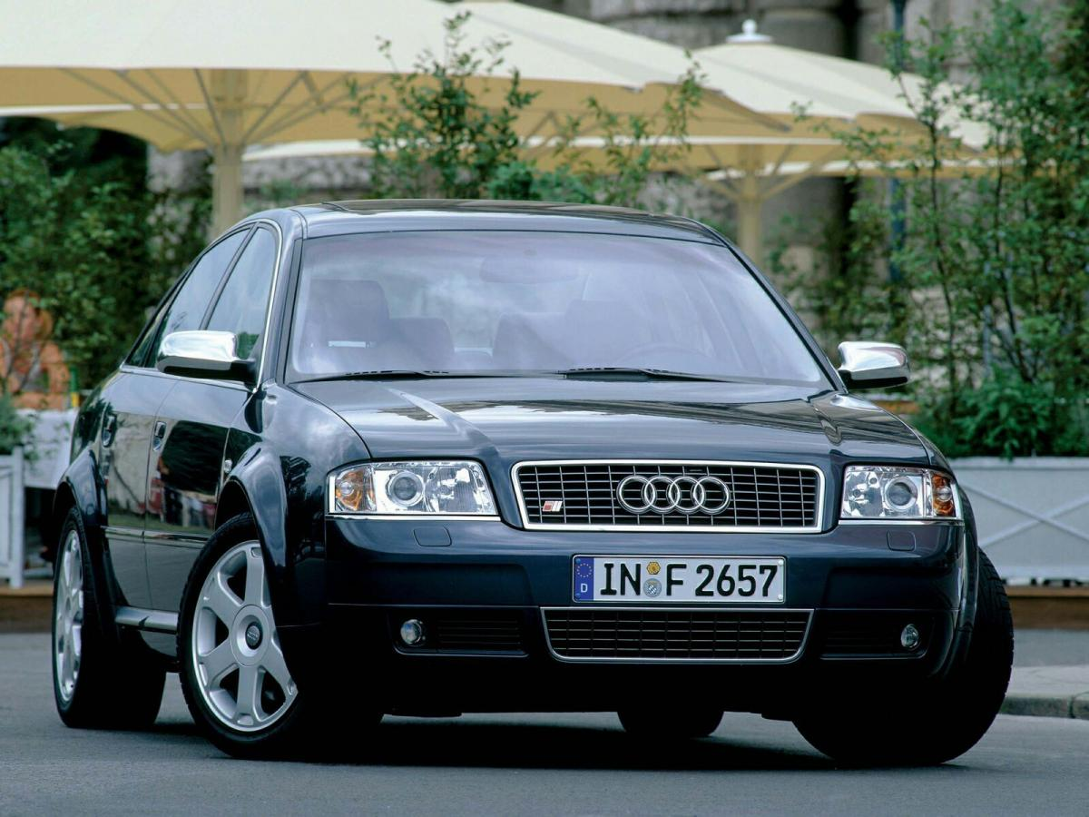 Audi S6 Technical Specifications And Fuel Economy