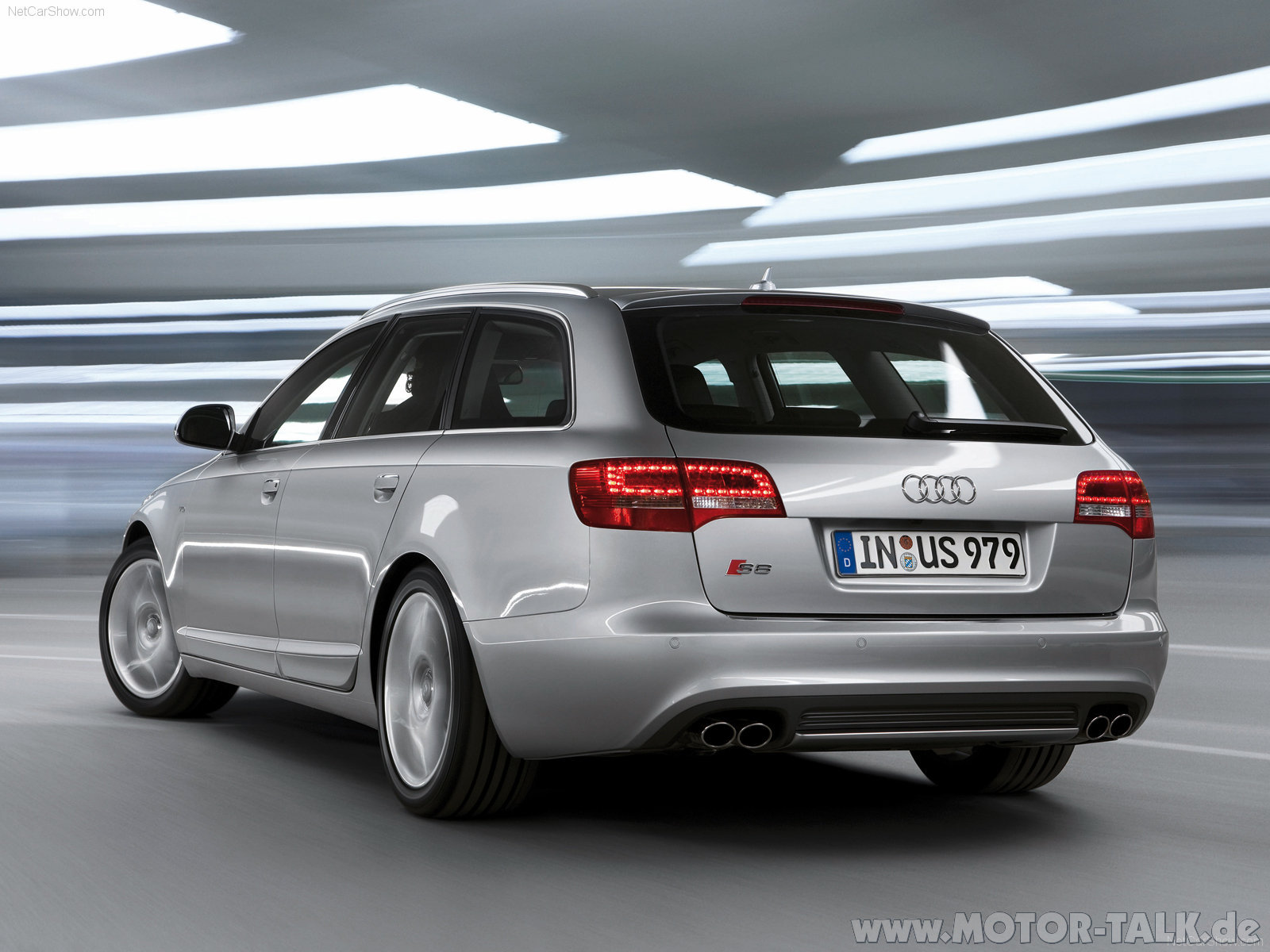 audi s6 avant 4f c6 5 2 fsi v10 435 hp quattro tiptronic. Black Bedroom Furniture Sets. Home Design Ideas