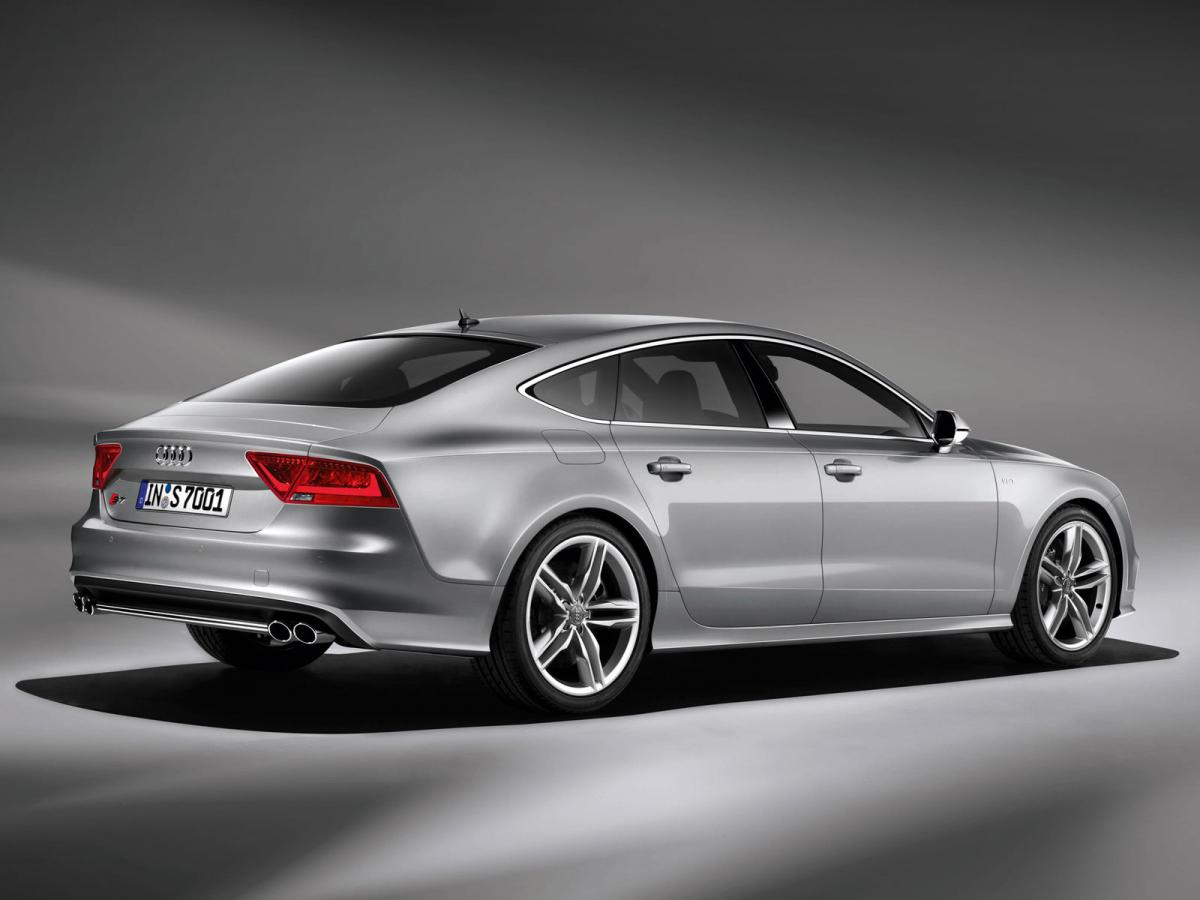 audi s7 technical specifications and fuel economy. Black Bedroom Furniture Sets. Home Design Ideas