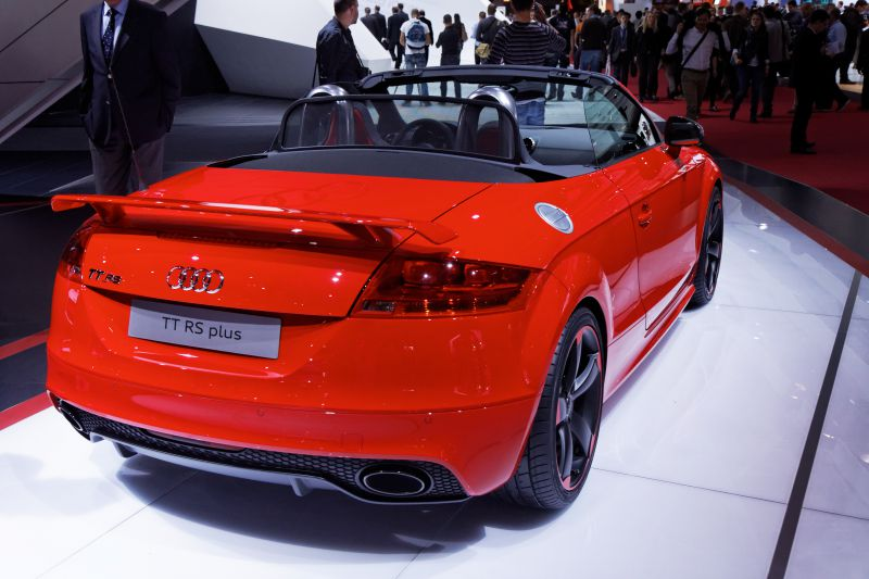 audi tt rs roadster 8j facelift 2010 2 5 tfsi 340 hp. Black Bedroom Furniture Sets. Home Design Ideas