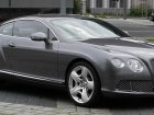 Bentley  Continental GT II  GT3 4.0 V8 (600 Hp)