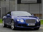 Bentley  Continental GT II convertible  6.0 W12 (567 Hp)
