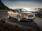 Bentley Continental GT II convertible (facelift 2015)