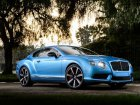 Bentley  Continental GT II (facelift 2015)  Speed 6.0 W12 (635 Hp) AWD Automatic
