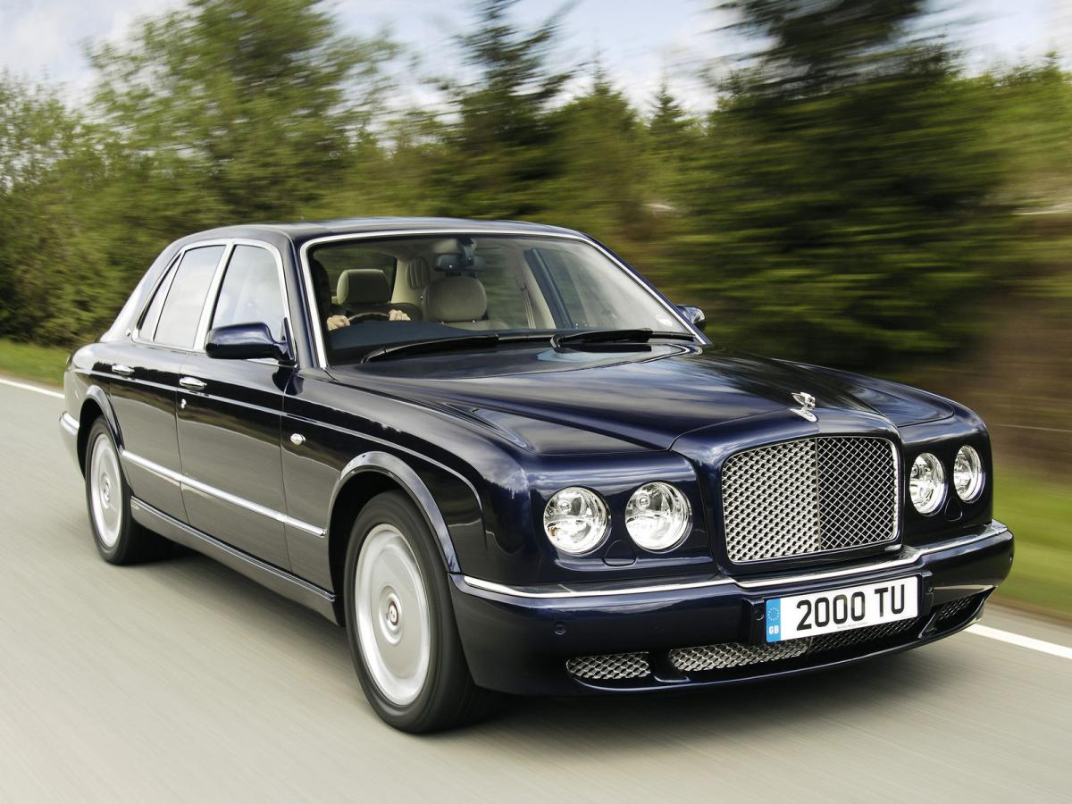 Bentley Arnage Technical Specifications And Fuel Economy