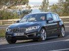 BMW 1 Series Hatchback 5dr (F20 LCI, facelift 2015)