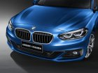 BMW  1 Series Sedan (F52)  118i (136 Hp) Steptronic