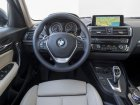 BMW  1er Hatchback (F20 LCI, facelift 2015)  118d (150 Hp) Steptronic