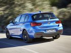 BMW  1er Hatchback (F20 LCI, facelift 2017)  120i (184 Hp)