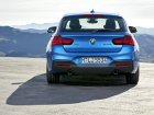 BMW  1er Hatchback (F20 LCI, facelift 2017)  118i (136 Hp)