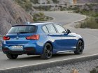 BMW  1er Hatchback (F20 LCI, facelift 2017)  116d (116 Hp)