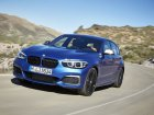 BMW  1er Hatchback (F20 LCI, facelift 2017)  116d (116 Hp) Steptronic