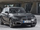 BMW  1er Hatchback (F21 LCI, facelift 2015)  116d (116 Hp)